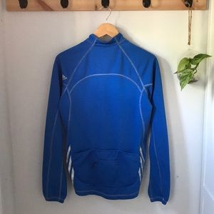 Adidas biking jacket for cycling  men's small